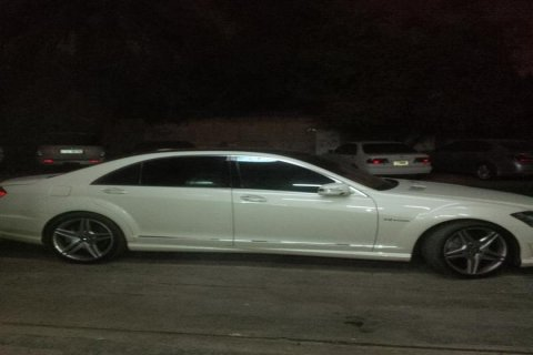 2011 Mercedes Benz S63 AMG for sale