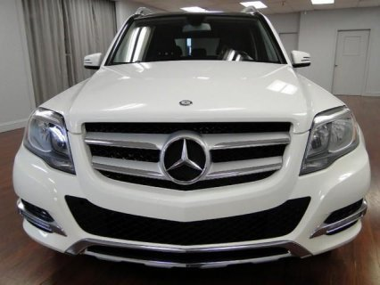 2013 Mercedes-Benz GLK350 4MATIC Full Option