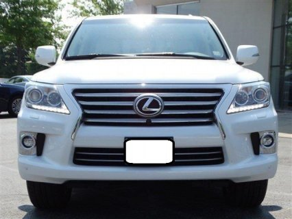 Selling out my Lexus LX570 2014 Model