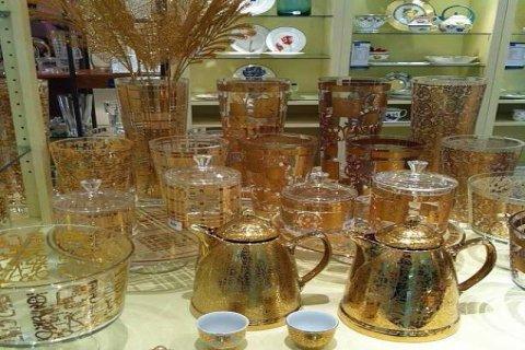 دلة قهوة | فليروى اندبوخ | الكويت | شركة سارا التجارية