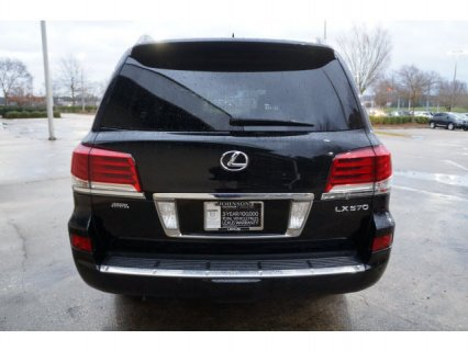 صور USED 2013 LEXUS LX 570 SALE 2