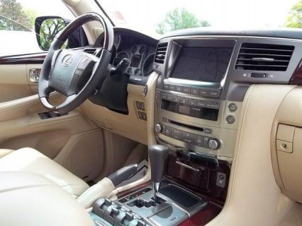 صور USED 2013 LEXUS LX 570 SALE 3