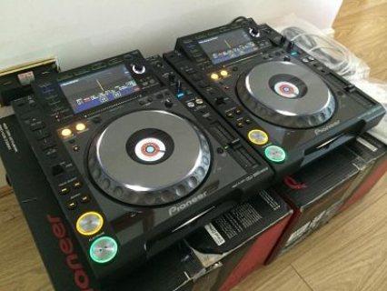 Pioneer CDJ 2000 Nexus for only $ 950USD /Pioneer DJM 2000 Nexus