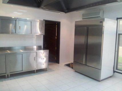 معدات المطاعم و المطابخ