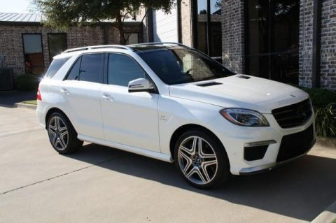 2013 Mercedes-Benz ML63 AMG