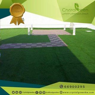 شركة عشب صناعى وطبيعى | أفضل أنواع العشب الصناعى بالكويت