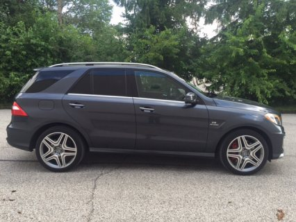 Urgent Sale 2014 MERCEDES BENZ ML63 AMG