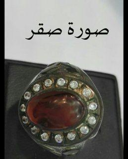 خاتم بصورة صقر