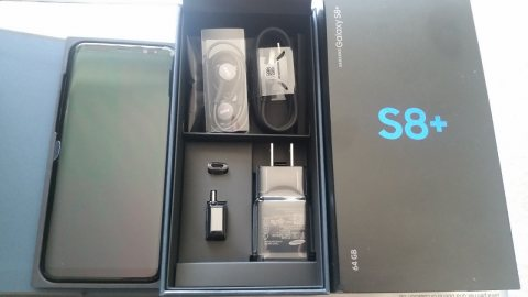 Stock Offer Brand New Samsung Galaxy S8 $300| S8+ $400