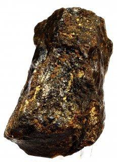 للبيع حجر كريم نيزكى من نوع بينايت خام نادر وقديم
