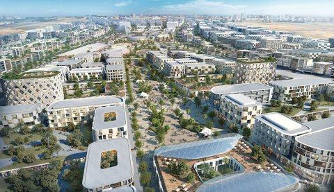 عرض حصرك للتملك في الامارات بناية للبيع بعائد استثماري مضمون لمدة 10 سنوات