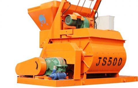 خلاط الخرسانة 25 م³ / ساعة