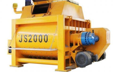 خلاط الخرسانة 120 م³ / سا