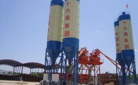 محطة خطة الخرسانة  35 م³ / سا