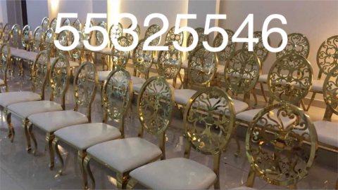يوجد لدينا كراسي /طاولات 55325546