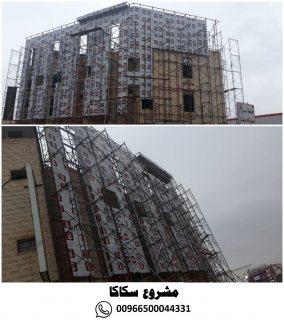 كلادينج السعودية | مصانع الكلادينج بالسعودية | واجهات كلادينج دالكوبوند