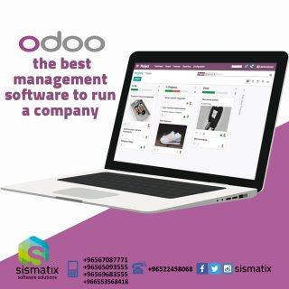 نظام أودو-odoo  | افضل  البرامج المحاسبية في الكويت |  0096567087771