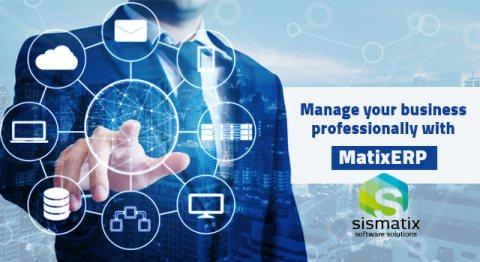 Matix ERP  |افضل البرامج المحاسبية في الكويت | 0096567087771