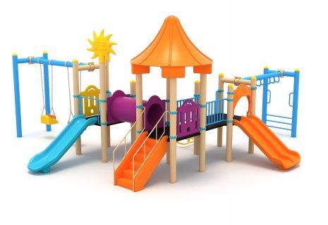 العاب الاطفال للحدائق العامة Metod Park