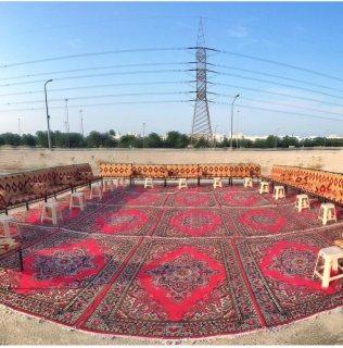 تاجير كراسى حديد مطروق وزوايلى ووحدات تكييف بالكويت 55325546