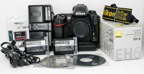 صور Wholesales Deals Nikon D3X, Nikon D3S, Canon EOS 5D Mark III Digital Cameras   2