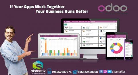 برنامج odoo   افضل برنامج للشركات - 0096567087771