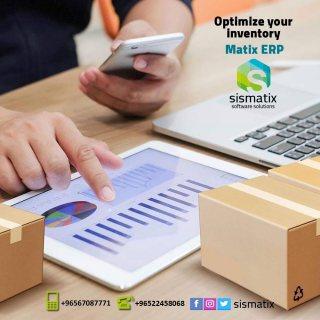 برنامج  Matix ERP   افضل البرامج المحاسبية في الكويت