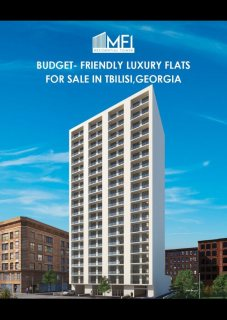 تملك شقتك الفندقيه بجورجيا بعائد استثمارى رائع