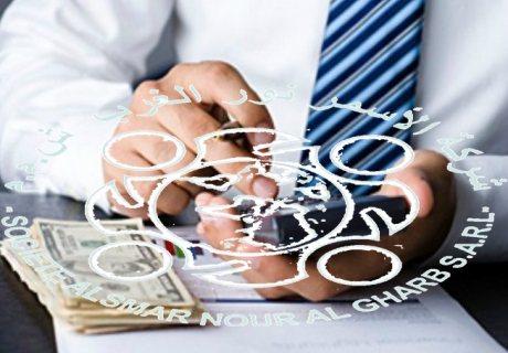من المغرب موظفين  تخصص محاسبة و مالية من طرف شركة الأسمر للإستقدام