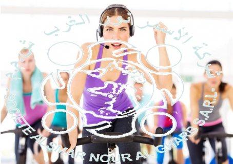 في فن الرشاقة و الفيتنس مدربات رياضة متخصصات من المغرب عبر شركة الأسمر للإستقدام