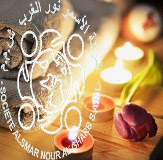 من الجنسية المغربية و التونسية خبيرات سبا متوفرات حاليا عبر شركة الاسمر .