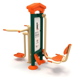 صور Outdoor fitness equipment companies in turkey 3