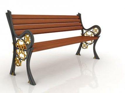 المقاعد خشبية للحداىْق والمتنزهات والاماكن العامة