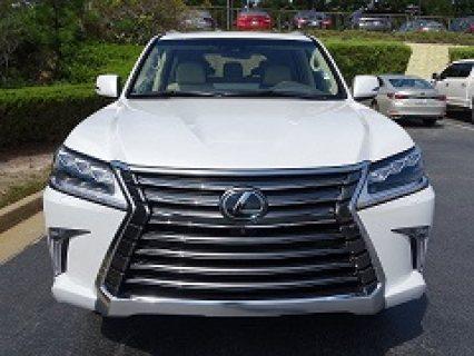 Lexus LX570 Petrol 5.7L Automatic 2019