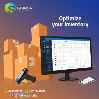 برنامج إدارة المخازن | سيسماتكس - 0096567087771
