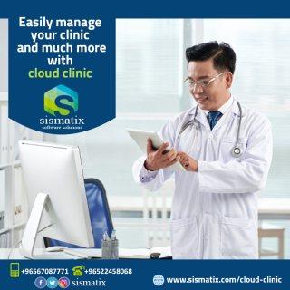 برنامج إدارة العيادات والمراكز الطبية في الكويت   cloud clinic