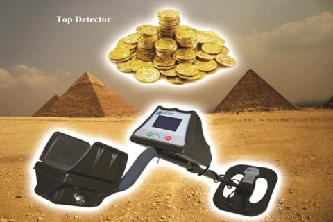 gold prospecting metal detector