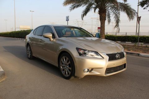 2013 Lexus GS350  model, BEST OFFER! 15,000 kms only!