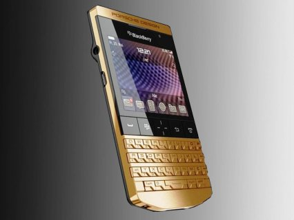 Blackberry Porsche24ct Gold,ADD BB PIN 282626D0