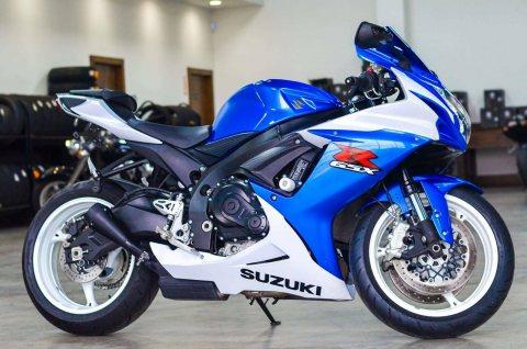 2017 Suzuki GSX-R