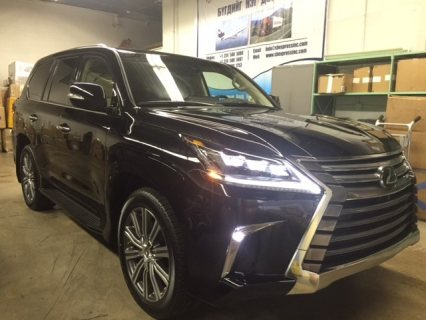 2016 Lexus LX 570 full option