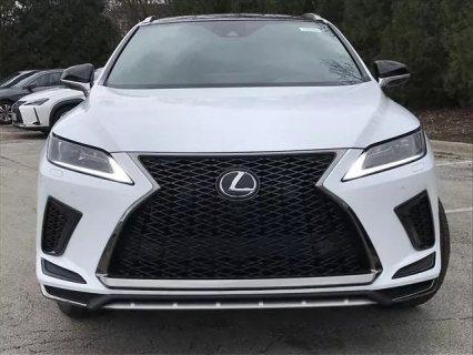 2020 Lexus rx350 Luxury Full option Petrol  6 CYLINDERS
