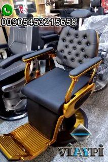 كرسي حلاقة رجالي صناعة تركية - كراسي حلاقة هيدروليك - كرسي حلاقة رجالي ونسائي