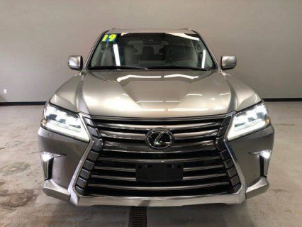 For Sell 2019 Lexus LX 570 Jeep SUV Full Option