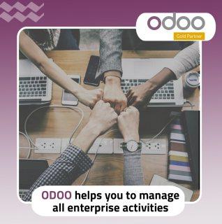 برنامج أودو للشركات | افضل برنامج للشركات والمصانع في الكويت - 0096567087771