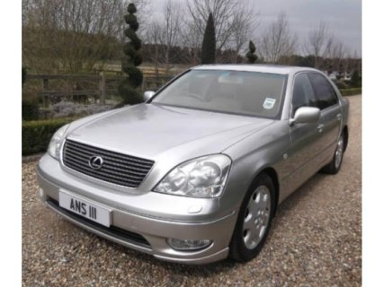 2001 Lexus LS430 Massive Spec ! New Car Forces Sale