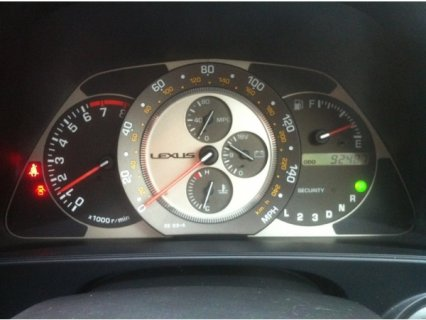 LEXUS AUTO IS 200 2004-2005