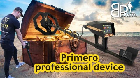 Gold Detectors 2022 Primero   9 System in 1 Device