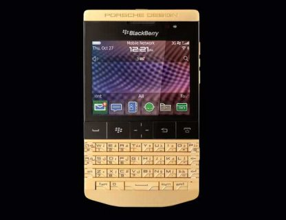 Blackberry porsche Design with Arabic And English keyboard