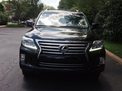 2013 LEXUS LX 570 for sell